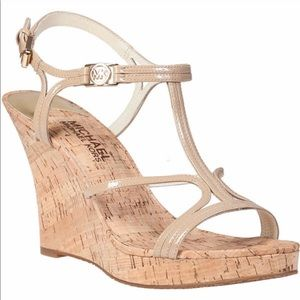 MICHAEL KORS CICELY WEDGE